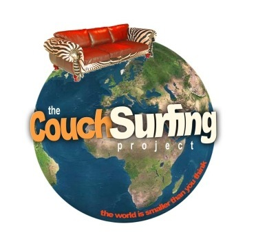 Hébergement insolite : le couchsurfing