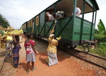 Voyage insolite : le train d'Ebène du Bénin