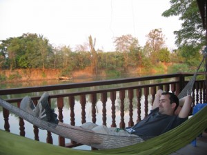 4000 îles au Laos : dormir au mileu du Mékong