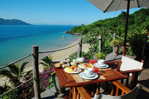 Séjour paradisiaque dans l'océan indien