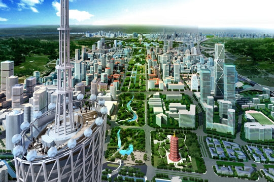 Top Canton (Guangzhou) : 1ère grande ville chinoise écolo ? | Voyage  XP25