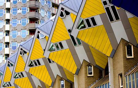 maison cubique amsterdam