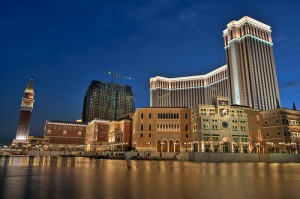 The Venetian Macao en Chine