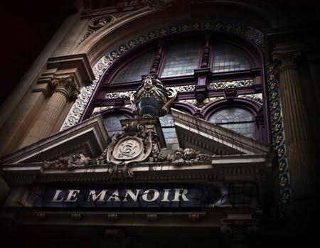 Soirée d'Halloween insolite au Manoir de Paris