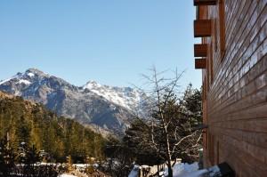 Dormir dans une station de ski désaffectée (Corse)