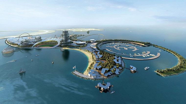 Le Real de Madrid Resort aux Emirats Arabes Unis