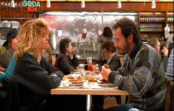 Quand harry rencontre sally restaurant