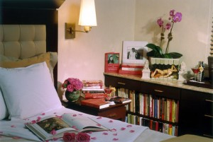Dormir au milieu des livres au Library Hotel à New York