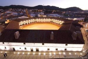 Dormir dans un arène de corrida à l'hôtel Plaza de Toros