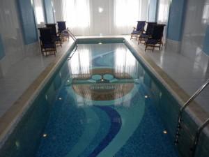 L'hôtel des bleus pour l'Euro 2012