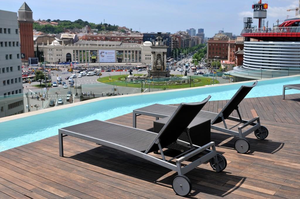 vous - Hotel Centre Barcelone Avec Piscine