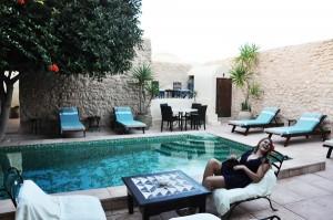 Hôtel insolite en Tunisie : le Dar Dhiafa, comme à la maison