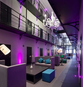 L'Hôtel Prison en Hollande