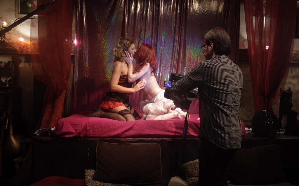 théâtre porno à Paris