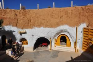 Hôtel Star Wars : l'hôtel Sidi Driss lieu de tournage de Star Wars
