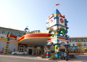 L'hôtel Lego en Californie !
