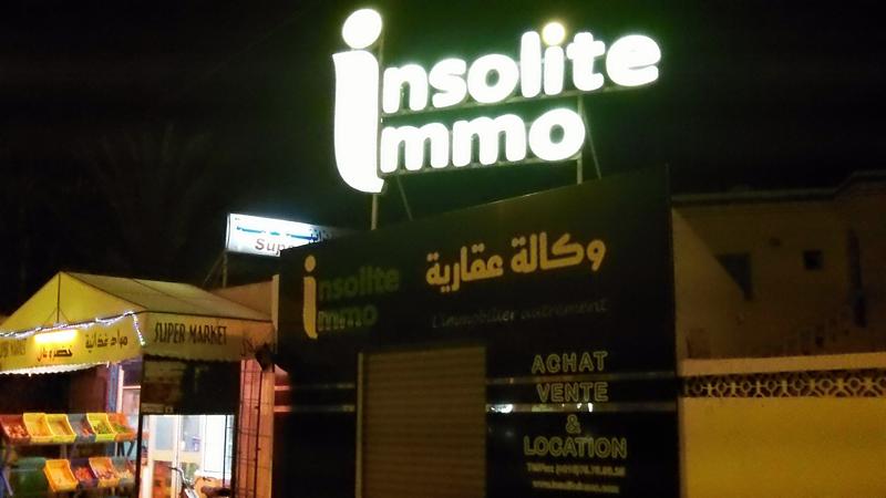 Immo insolite à Djerba