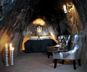 Dormir à la mine sous 150 m au Sala Silvermine Underground Hotel