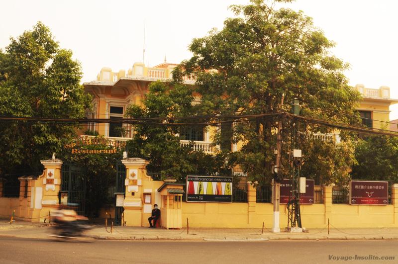 restaurant insolite Phnom Penh
