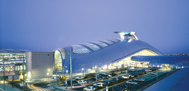 aeroport-incheon-Corée