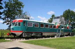 Dormir dans un tramway ou un train – Pays-Bas