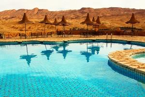 Le palace du désert : le Tamerza Palace