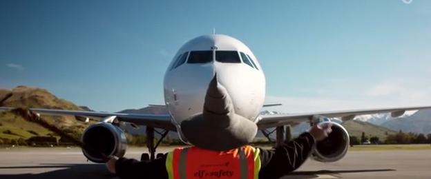 Air Hobbit ? Air New Zealand en mode seigneur des anneaux