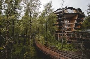 L'hôtel spa Nothofagus : dormir dans la forêt chilienne