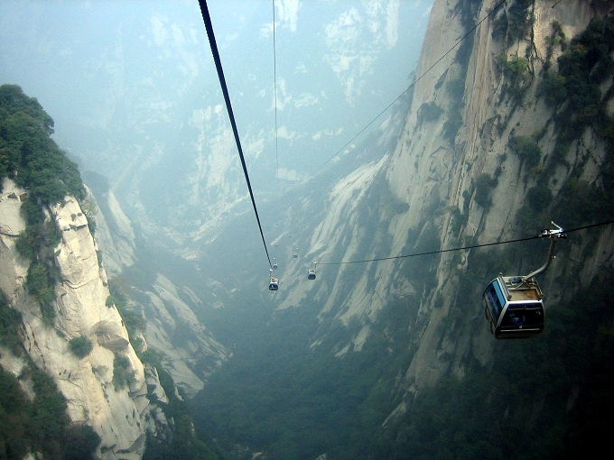 Mount-Hua-China