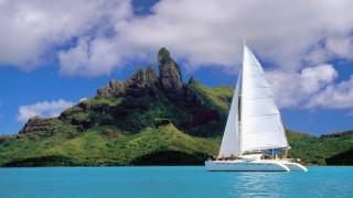 Archipels catamaran