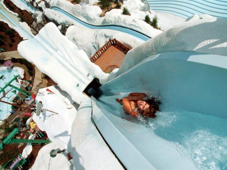 Top 18 des toboggans aquatiques les plus originaux