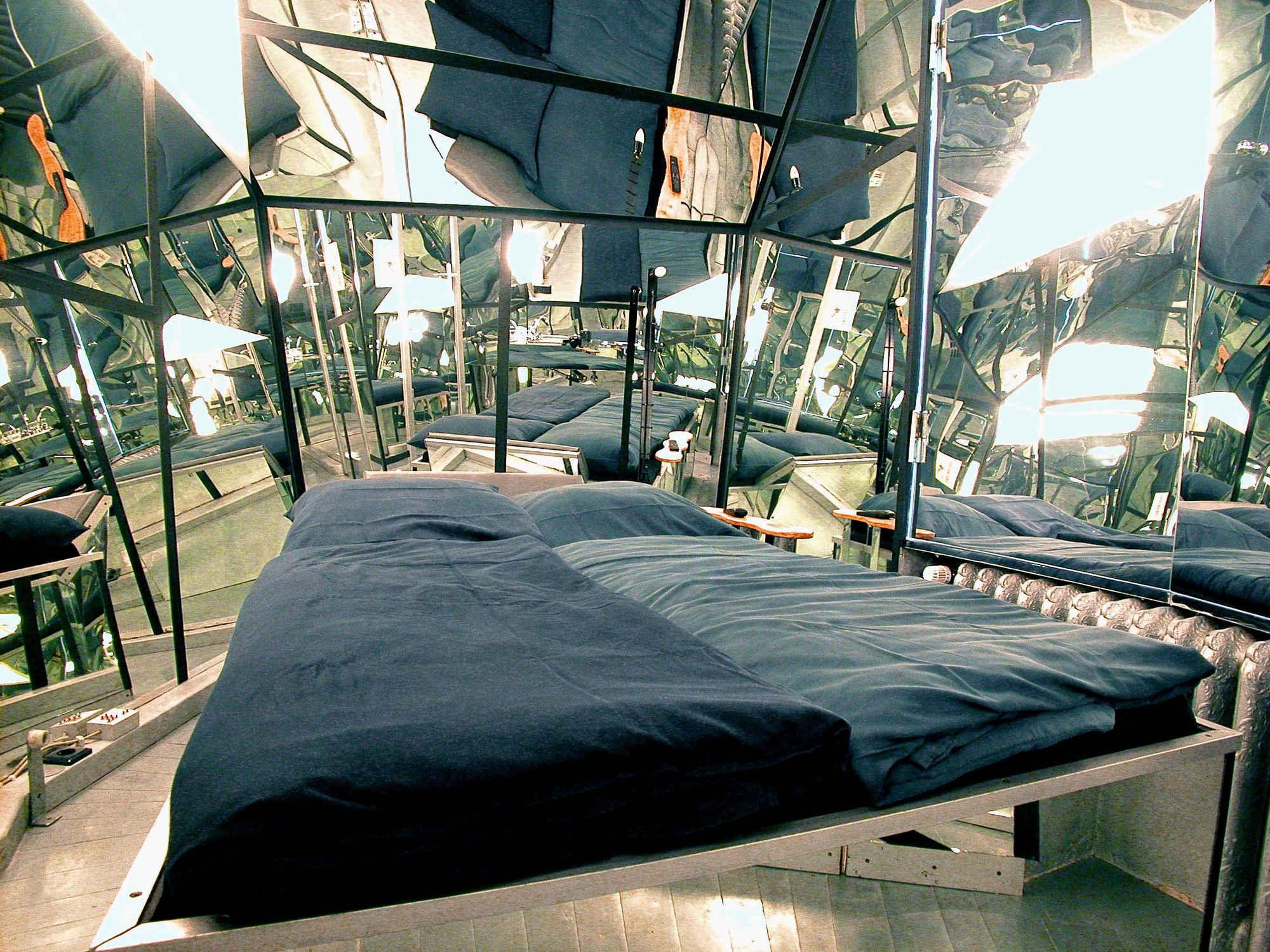Chambre à miroir Berlin