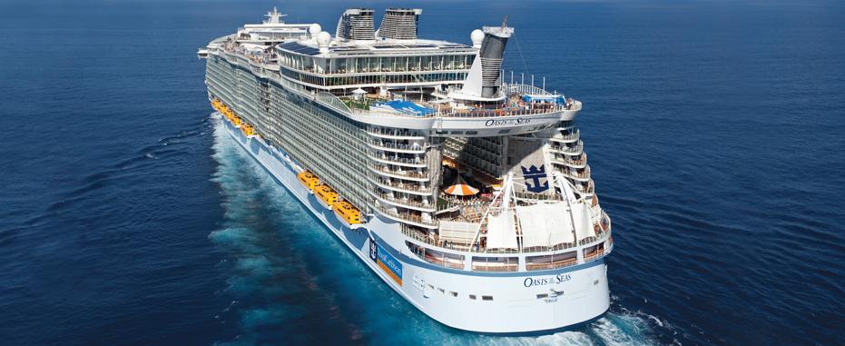 Le plus grand bateau de croisière au monde : une ville sur les mers