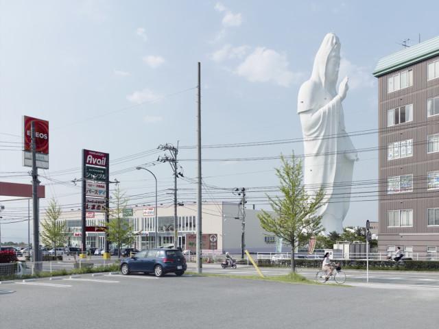 Dai_kannon_statue