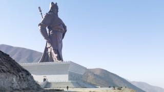 statue_Guan_Yu_chine