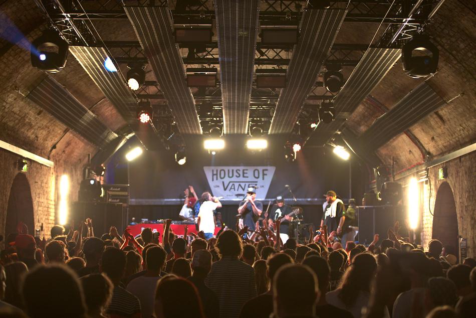 salle concert underground paris