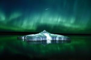"""Un hôtel """"flocon de neige"""" flottant en Norvège"""