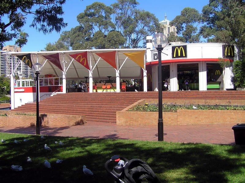 Mc Donald's insolite Australie