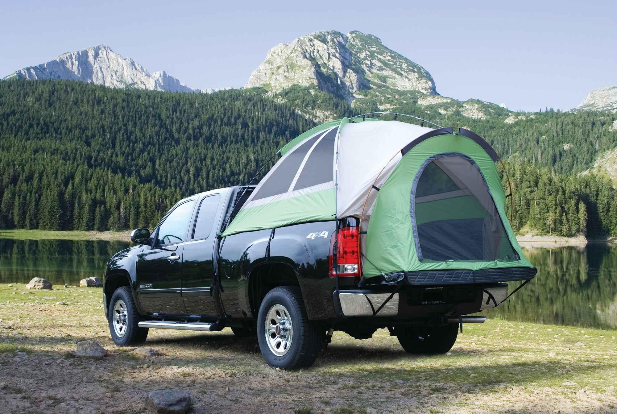 9 tentes innovantes pour du camping insolite