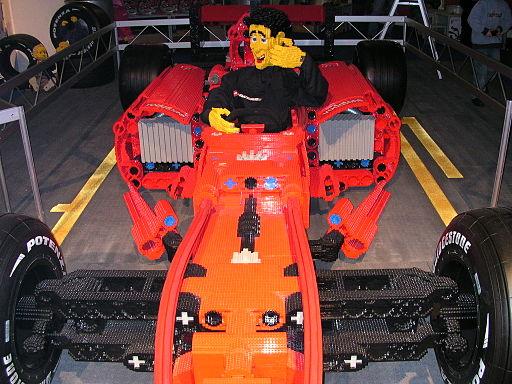 LEGO-Ferrari
