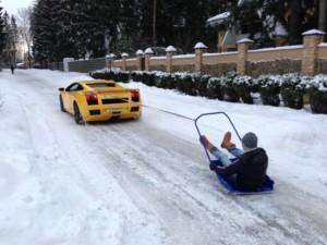 moto-neige-voiture