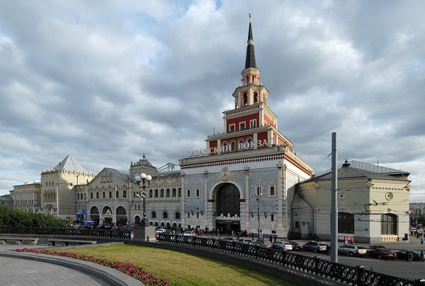 Gare-Kazansky