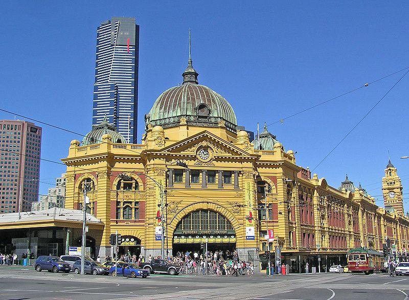 Gare-de-Flinders-Street