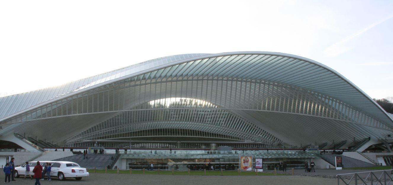Gare-de-Liège-Guillemins-Railway