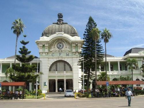 La gare-de-Maputo