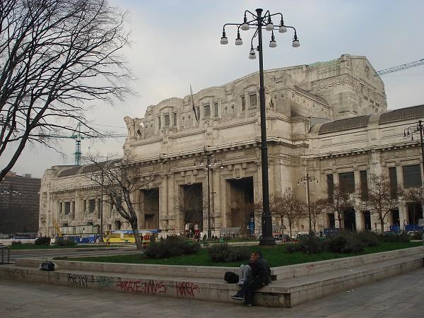 La_gare_de Milano_Centrale