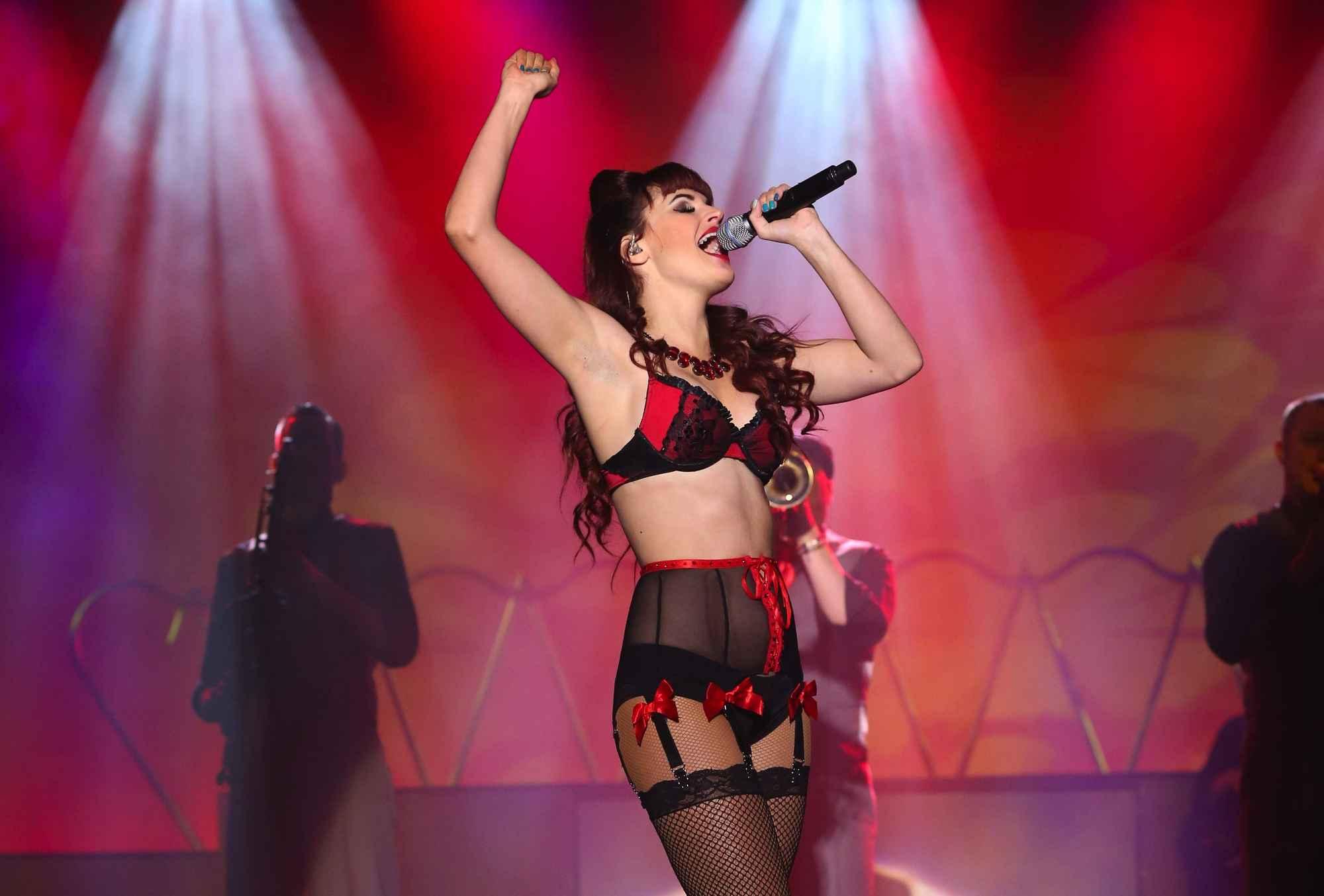 Top 8 des spectacles sexy à Las Vegas