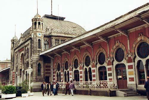 Sirkeci-Terminal