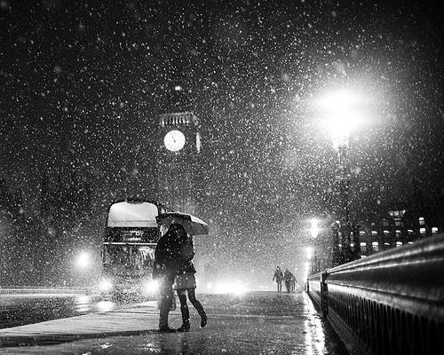 Londres romantique