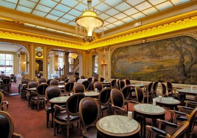 La carte des films tourn s paris voyage insolite - Salon de the angelina paris ...
